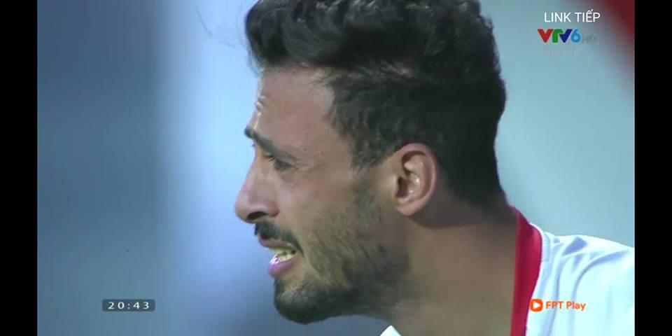 Đáng thương hình ảnh cầu thủ Jordan gục đầu khóc sau quả luân lưu định mệnh của Tư Dũng - Ảnh 9