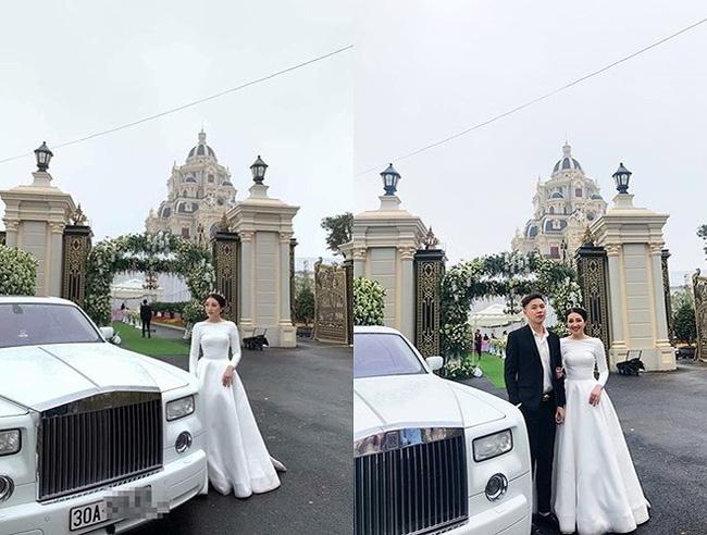Cô dâu trong đám cưới 200 cây vàng ở lâu đài xinh đẹp, nhưng nhan sắc của người mẹ mới thật đáng ngưỡng mộ - Ảnh 2