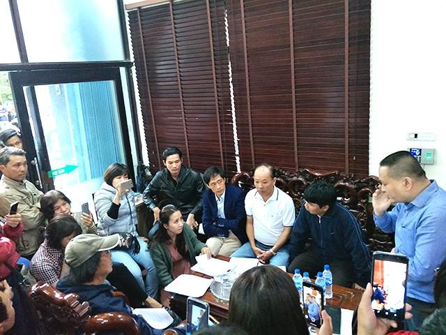 Hàng trăm người dân kêu cứu, đòi sổ đỏ vì mua đất bằng hợp đồng góp vốn - Ảnh 1
