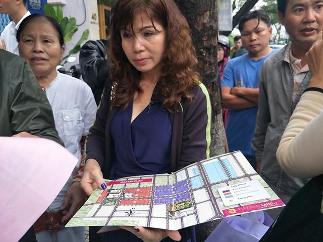Hàng trăm người dân kêu cứu, đòi sổ đỏ vì mua đất bằng hợp đồng góp vốn - Ảnh 2