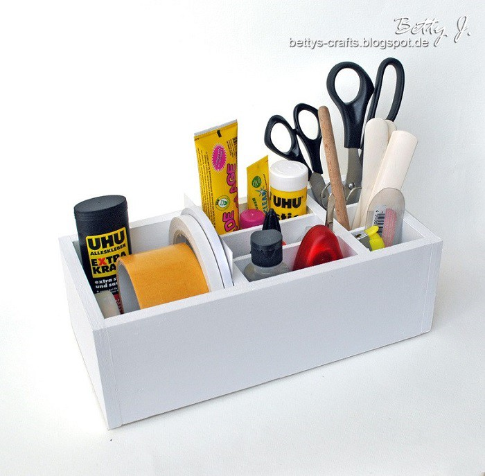 Hộp lưu trữ - đồ vật ai cũng muốn có trên bàn làm việc tại nhà - Ảnh 5