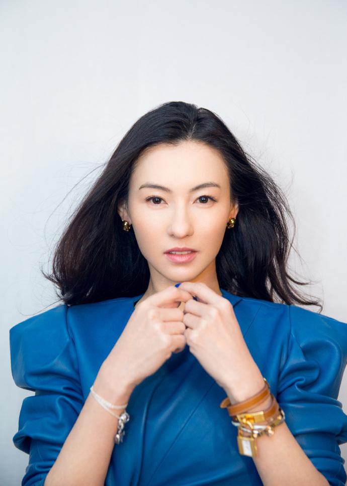Mới sinh con được 2 tháng, Trương Bá Chi vẫn hết lòng giúp Châu Tinh Trì quảng bá phim mới - Ảnh 5