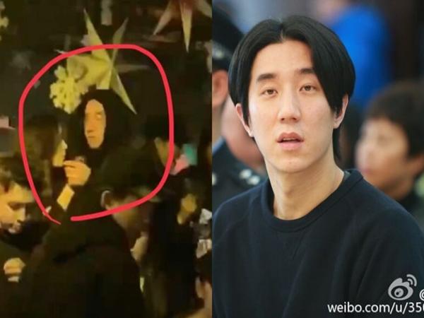 Quý tử Thành Long tiệc tùng thâu đêm với phụ nữ lạ ở Hàn Quốc - Ảnh 1