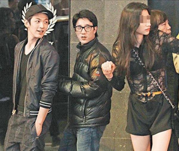 Quý tử Thành Long tiệc tùng thâu đêm với phụ nữ lạ ở Hàn Quốc - Ảnh 2