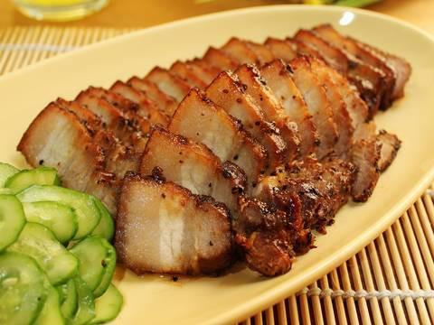Món thịt heo chiên thơm lừng vàng ươm dễ ợt này tôi học được của người Tàu, cả nhà ai ăn cũng khen nức nở - Ảnh 5