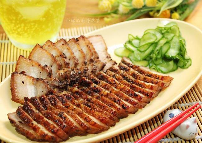 Món thịt heo chiên thơm lừng vàng ươm dễ ợt này tôi học được của người Tàu, cả nhà ai ăn cũng khen nức nở - Ảnh 6