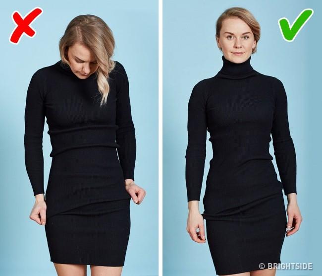 10 lỗi ăn mặc, trang điểm khiến phụ nữ trông lôi thôi, kém sang và già nua như bà thím - Ảnh 10