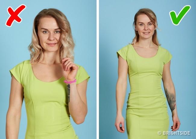 10 lỗi ăn mặc, trang điểm khiến phụ nữ trông lôi thôi, kém sang và già nua như bà thím - Ảnh 2