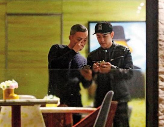 Chàng 'Đoàn Dự' Lâm Chí Dĩnh khiến chị em 'phát cuồng' vì nửa đêm vẫn lái siêu xe đi mua đồ ăn cho vợ - Ảnh 4