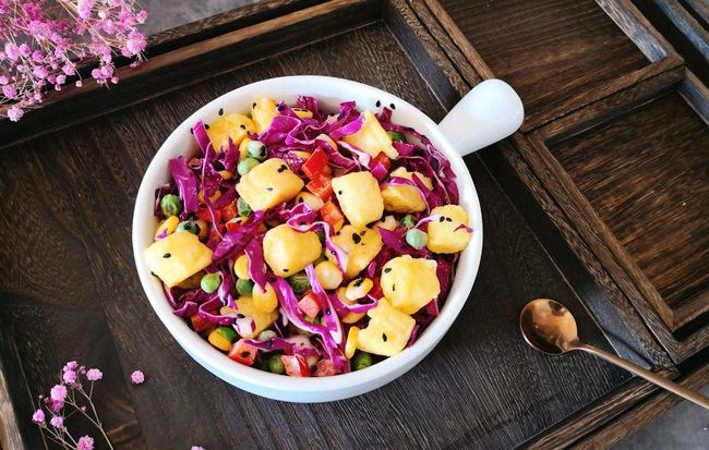 Tôi sống sót qua những ngày ăn kiêng giảm cân chỉ nhờ có món salad thần thánh này - Ảnh 4
