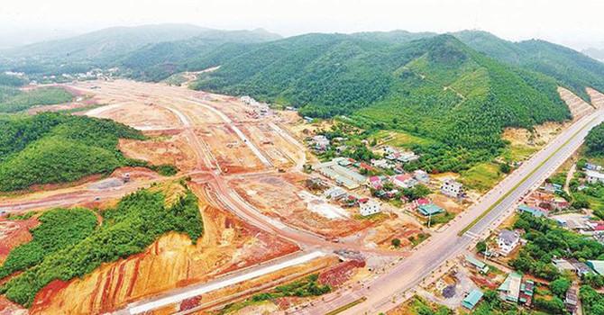 Thu hồi các dự án bỏ hoang ở Vân Đồn - Ảnh 1