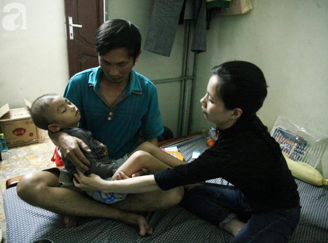 Con trai 4 tuổi mắc ung thư máu và câu hỏi đêm giao thừa trong bệnh viện khiến cha mẹ khóc suốt đêm - Ảnh 6