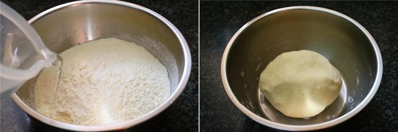 Người Trung Quốc có cách làm bánh rán mặn ngon thần sầu, học ngay công thức thôi! - Ảnh 1