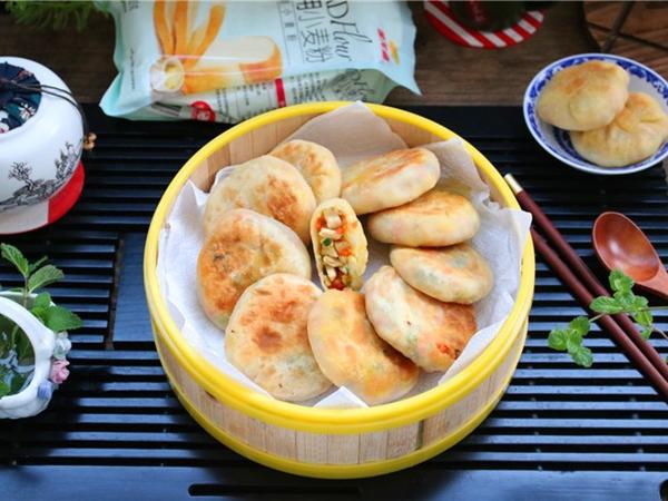 Người Trung Quốc có cách làm bánh rán mặn ngon thần sầu, học ngay công thức thôi! - Ảnh 5