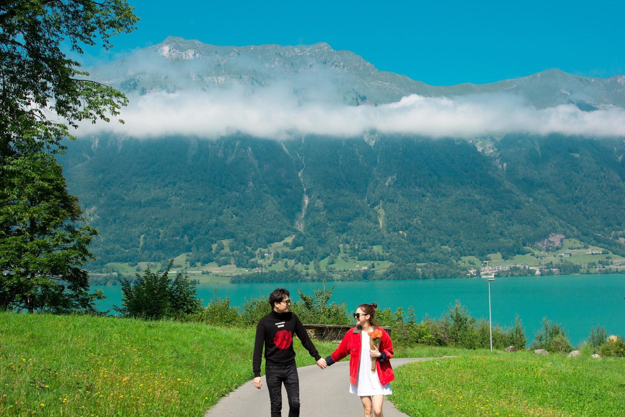 Fan choáng ngợp trước khung cảnh Thụy Sĩ đẹp như mơ trong MV của Trịnh Thăng Bình - Ảnh 2