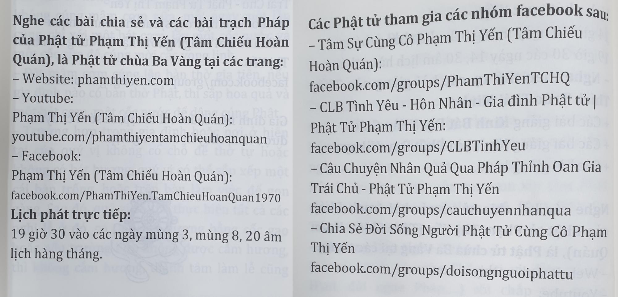 'Gọi vong' ở Ba Vàng: Bà Phạm Thị Yến là ai? - Ảnh 1