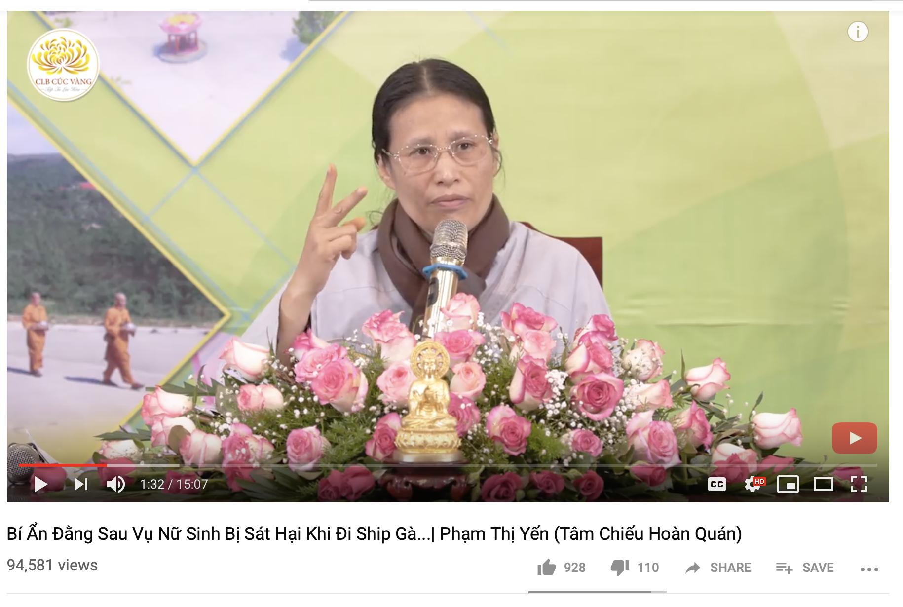 'Gọi vong' ở Ba Vàng: Bà Phạm Thị Yến là ai? - Ảnh 3