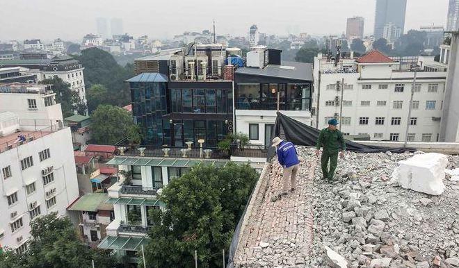 Hà Nội: Quận Hoàn Kiếm đứng đầu về sai phạm xây dựng 'chây ỳ' - Ảnh 2