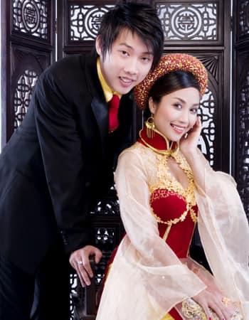 Ốc Thanh Vân tung bộ ảnh cưới cách đây 11 năm, lộ 'bí mật' về chiếc váy cưới cất giữ nhiều năm - Ảnh 5