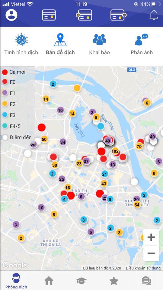 24 trường hợp nhiễm Covid-19 ở Hà Nội đã từng đi những đâu và hiện sức khỏe ra sao? - Ảnh 1