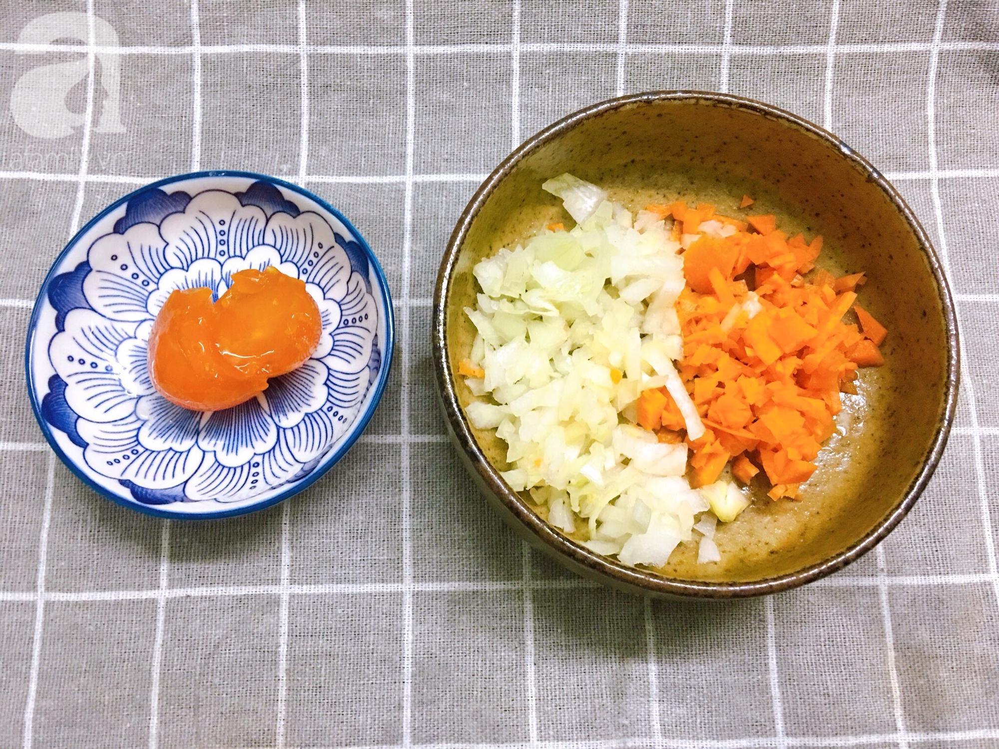 Thử ngay món mới cho bữa tối hôm nay: Chả hấp trứng muối ngon bất ngờ! - Ảnh 2