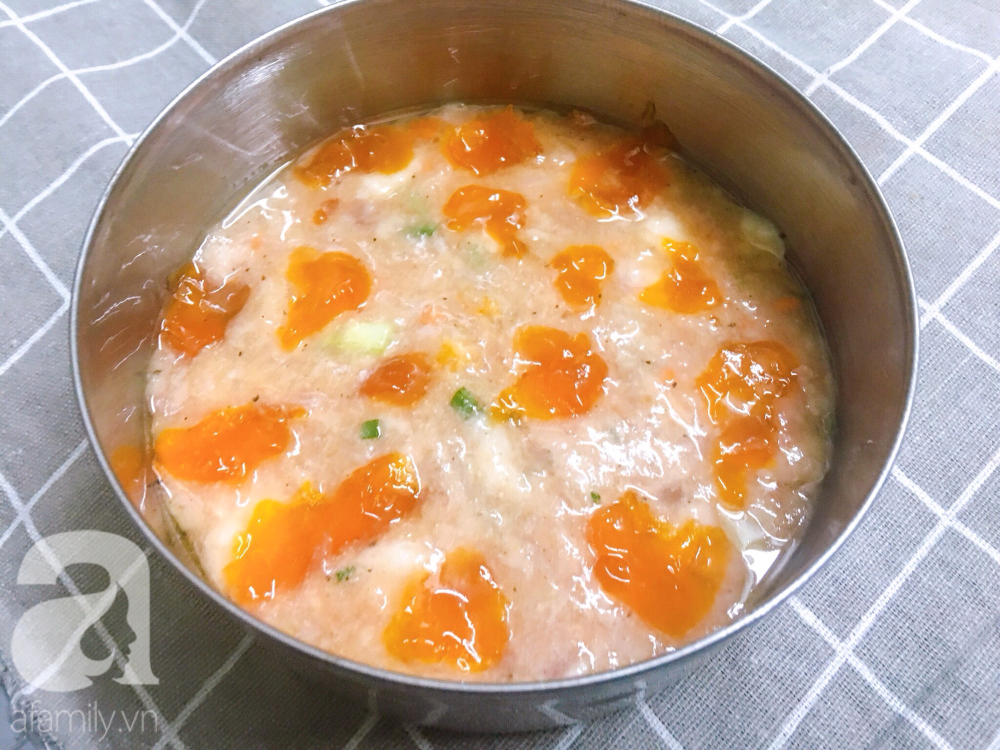 Thử ngay món mới cho bữa tối hôm nay: Chả hấp trứng muối ngon bất ngờ! - Ảnh 4