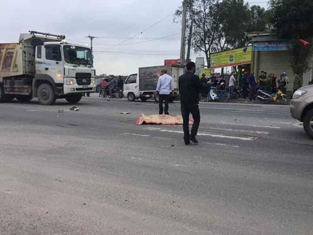 Vụ tai nạn liên hoàn còn khiến nhiều người khác bị thương - Ảnh: Internet