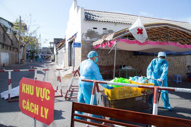 Sức khỏe của nữ bệnh nhân 34 ở Bình Thuận đã ổn định, không còn ho sốt - Ảnh 1