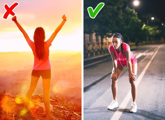 10 sai lầm trong tập luyện có thể gây hại cho sức khỏe nhiều hơn là lợi ích - Ảnh 1