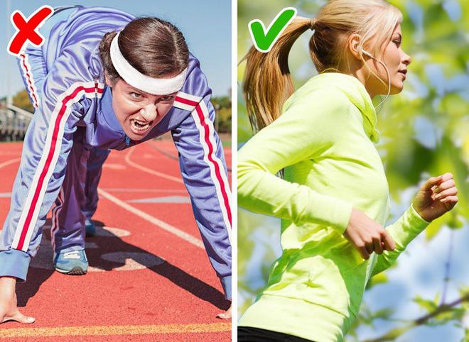 10 sai lầm trong tập luyện có thể gây hại cho sức khỏe nhiều hơn là lợi ích - Ảnh 4