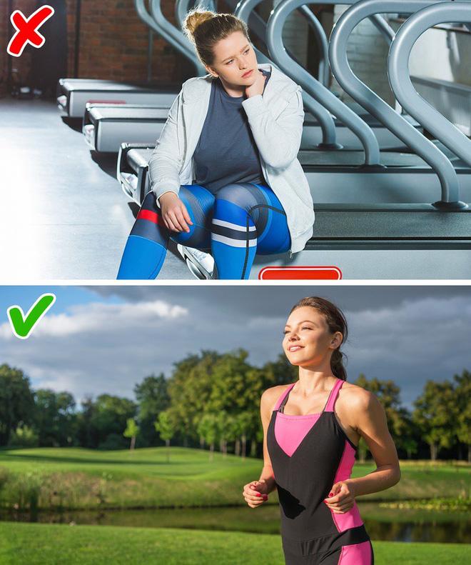 10 sai lầm trong tập luyện có thể gây hại cho sức khỏe nhiều hơn là lợi ích - Ảnh 6