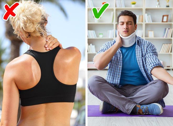 10 sai lầm trong tập luyện có thể gây hại cho sức khỏe nhiều hơn là lợi ích - Ảnh 9