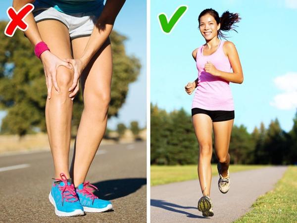 10 sai lầm trong tập luyện có thể gây hại cho sức khỏe nhiều hơn là lợi ích - Ảnh 10