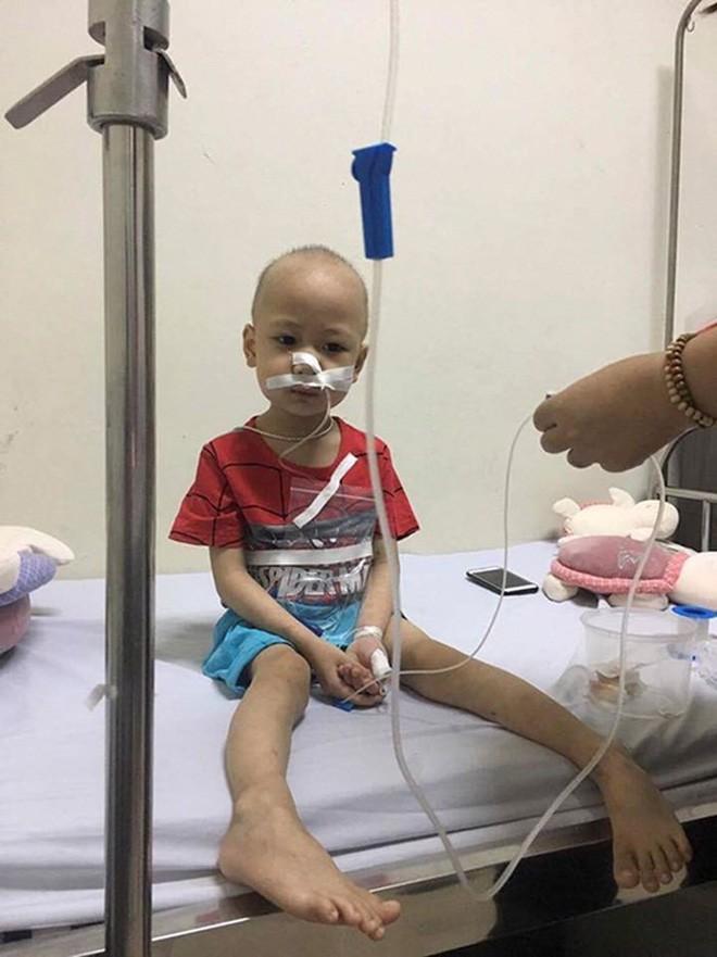 Quang Minh, em bé 4 tuổi chiến đấu với bệnh ung thư máu bằng tất cả niềm lạc quan đã ra đi mãi mãi - Ảnh 3