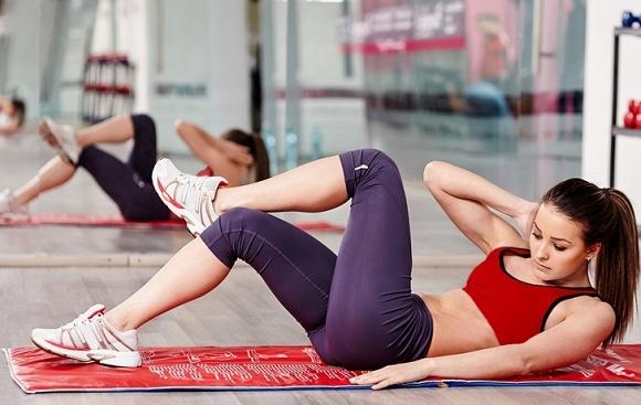 6 bài tập giúp cho gan khỏe mạnh, giải độc, giảm cân và làm đẹp da - Ảnh 4