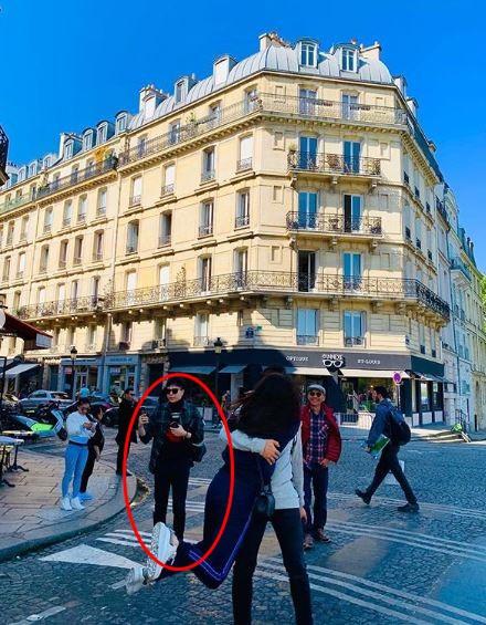 Trấn Thành và Hari Won 'tình bể bình' ở Paris, nhưng Trịnh Thăng Bình mới là tâm điểm của loạt hình - Ảnh 3