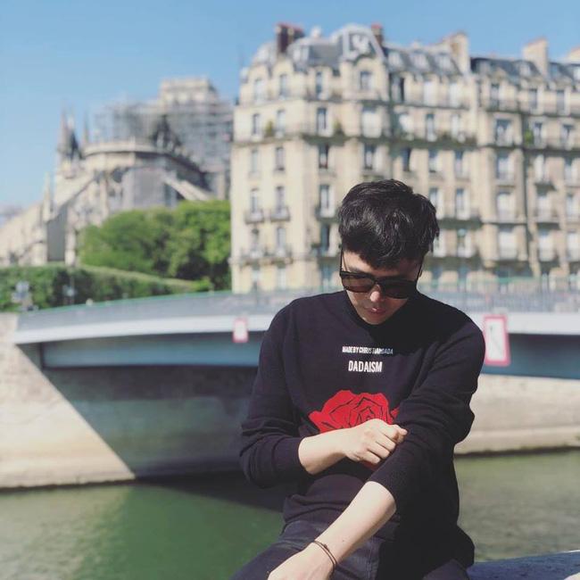 Trấn Thành và Hari Won 'tình bể bình' ở Paris, nhưng Trịnh Thăng Bình mới là tâm điểm của loạt hình - Ảnh 7