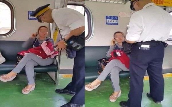 Trốn vé khi đi tàu, người phụ nữ Việt gây xôn xao báo chí Đài Loan - Ảnh 1