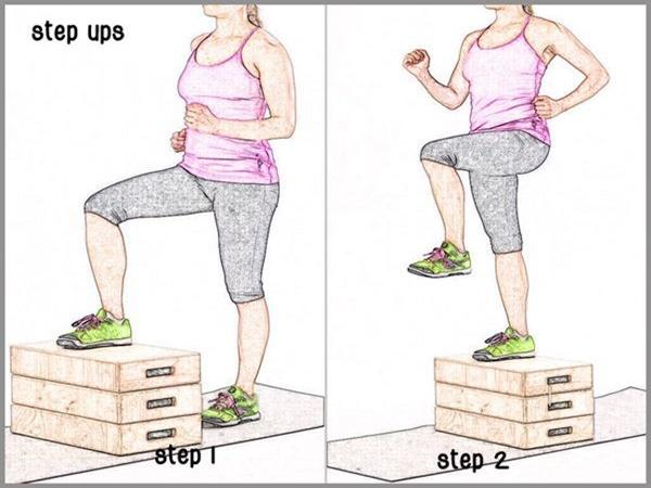 Cách giảm béo bụng cực hiệu quả chỉ với bài tập 4 phút mỗi ngày dành cho nàng lười - Ảnh 5