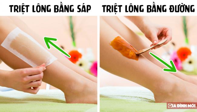 8 sai lầm khi triệt lông chân tại nhà nhiều người mắc phải - Ảnh 3