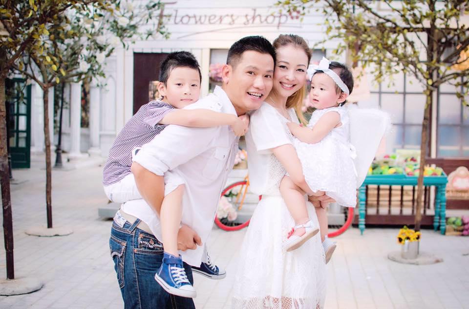 Hoa hậu Jennifer Phạm khen ông xã đại gia: 'Có chồng tâm lý thích lắm' - Ảnh 2