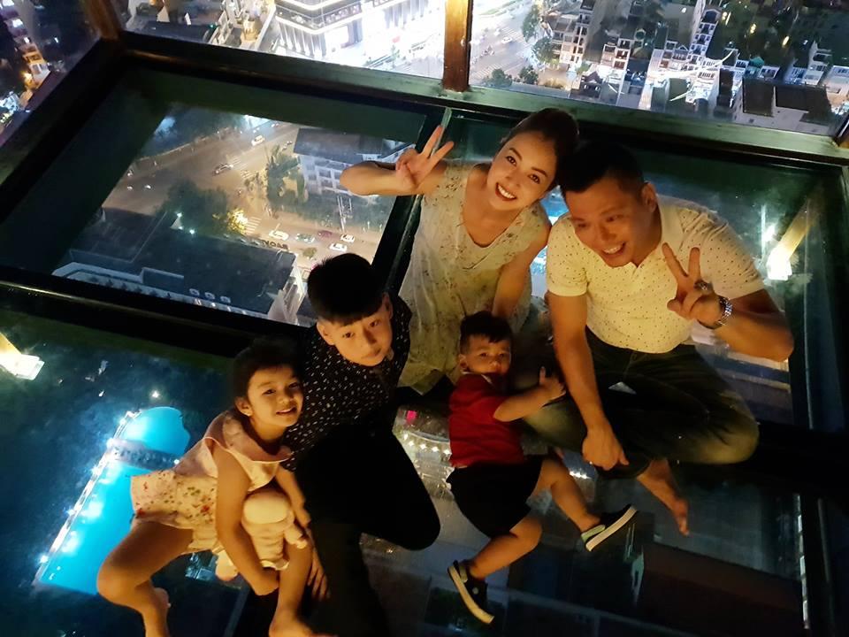 Hoa hậu Jennifer Phạm khen ông xã đại gia: 'Có chồng tâm lý thích lắm' - Ảnh 4
