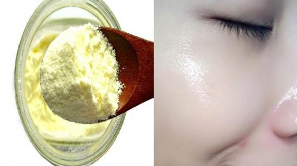 Các mẹ cứ lấy sữa bột của bé để làm mặt nạ, làn da thay đổi 'thần kỳ' trở nên trắng mịn, hồng hào - Ảnh 1