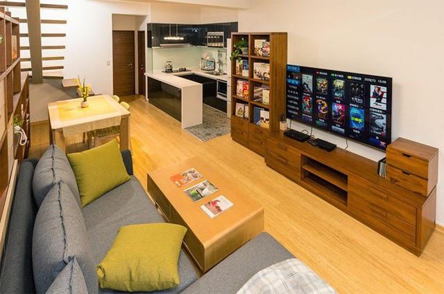 Căn chung cư 2 tầng giá bình dân đẹp mỹ mãn, ai cũng mê - Ảnh 4