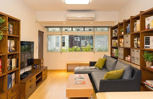 Căn chung cư 2 tầng giá bình dân đẹp mỹ mãn, ai cũng mê - Ảnh 5