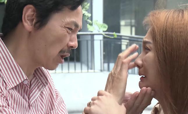 Trung Anh không dám xem lại cảnh ông Sơn đến nhà Vũ khóc đón Thư về - Ảnh 4