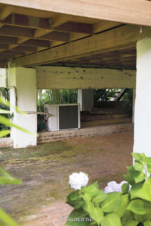 Nhà cấp 4 với thiết kế đẹp lãng mạn giữa cánh đồng lúa xanh tươi ở ngoại ô - Ảnh 2