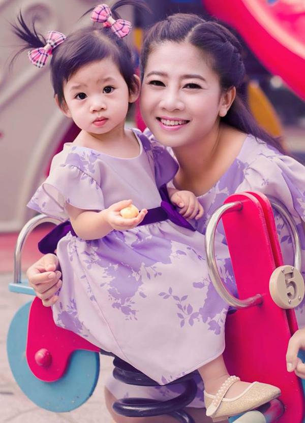 Mai Phương không muốn con gái thấy cô đau đớn vì bệnh - Ảnh 1