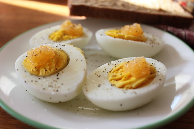 Muốn giảm cân nhẹ nhàng, không kiêng khem cực khổ, hãy ăn 7 thực phẩm này vào bữa sáng - Ảnh 2