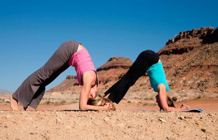 Ngay từ tối nay tập ngay 8 tư thế yoga này để sở hữu bụng phẳng, eo thon săn chắc - Ảnh 7